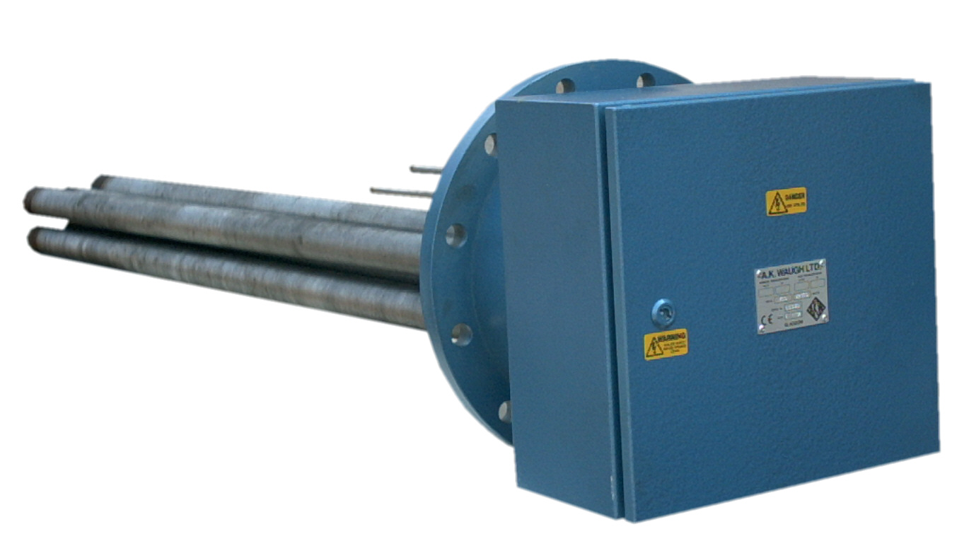 Immersion Heaters | Processheaters